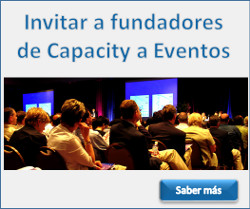 Invitar a Capacity a Eventos